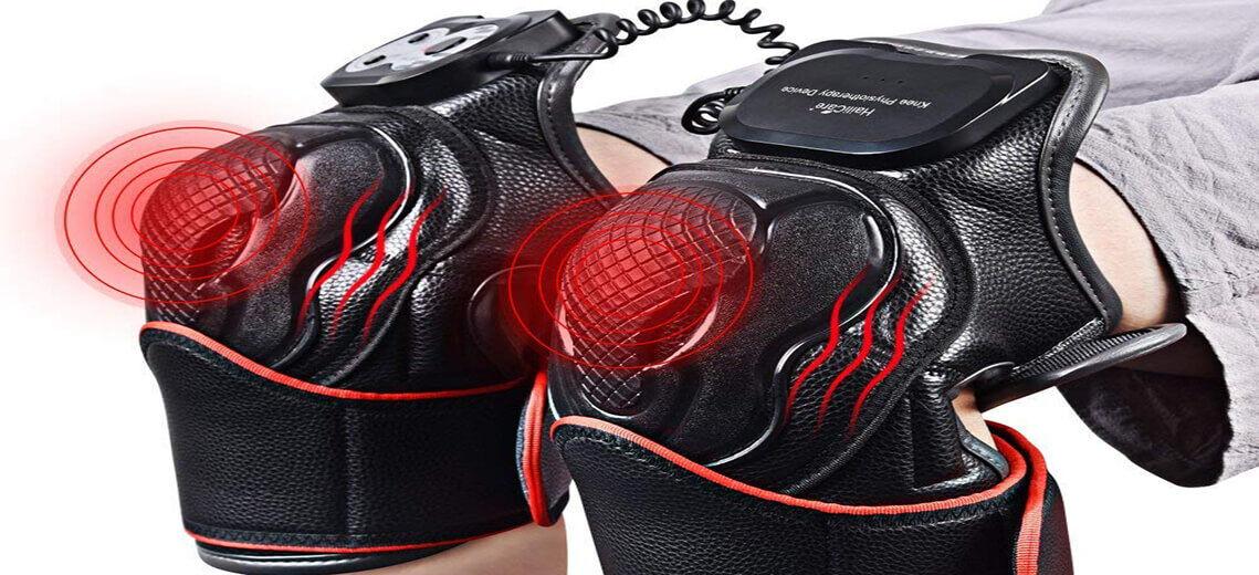 Электрический массажер для колленных суставов «HailiCare»