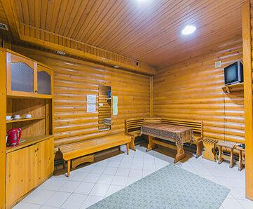 Тренажерный зал и сауна